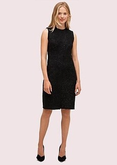 Kate Spade tinsel tweed dress