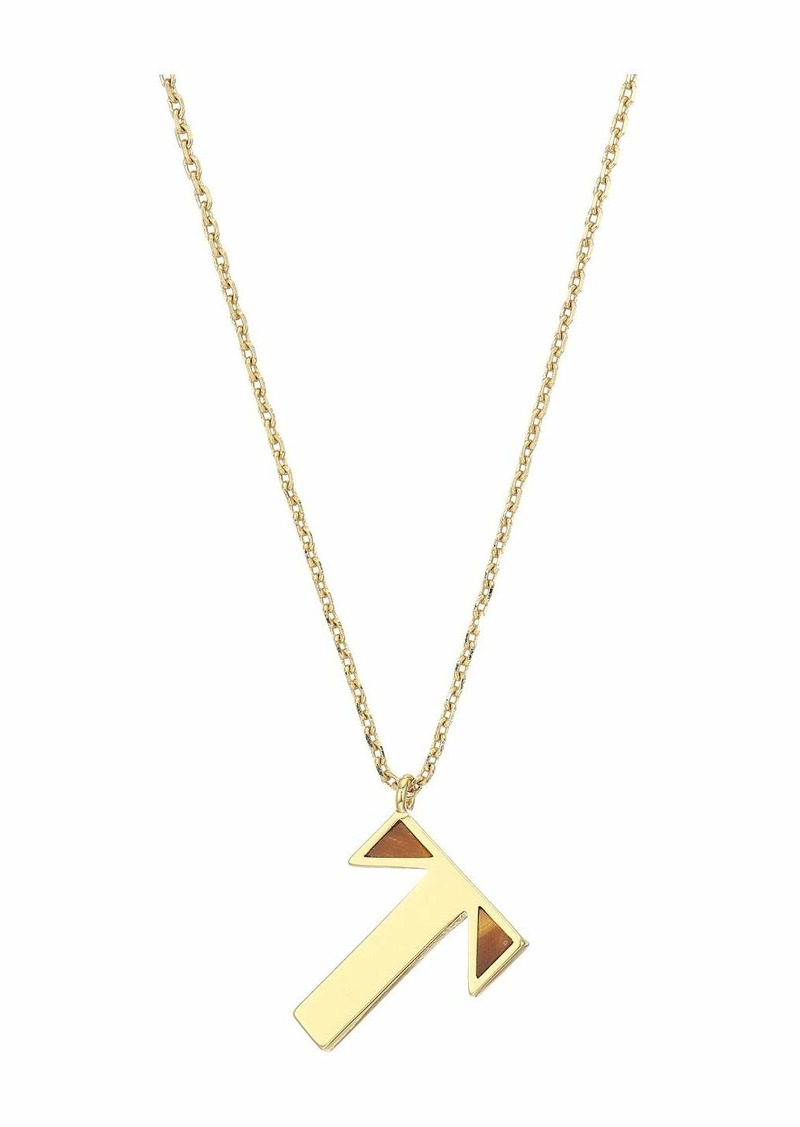 Kate Spade Truly Yours T Pendant Necklace