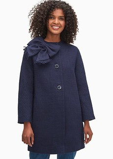 Kate Spade Tweed Dorothy Coat