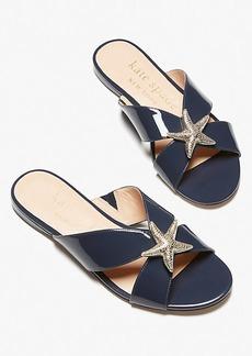 Kate Spade Under The Sea Slide Sandals