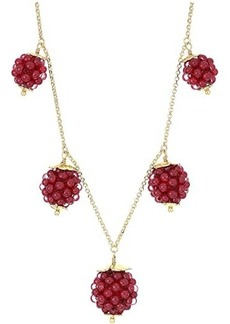 Kate Spade Very Berry Necklace