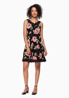 Kate Spade vintage bloom rubie dress