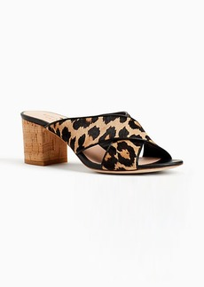Kate Spade walker sandals
