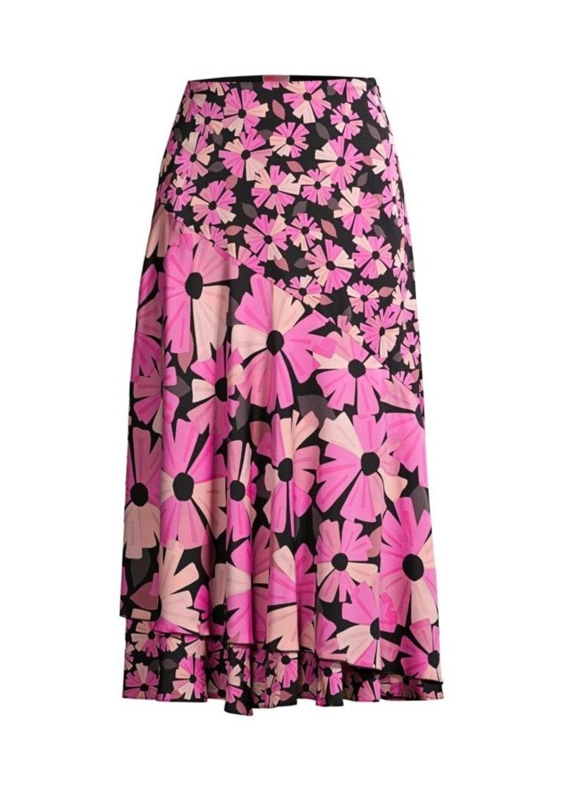 Kate Spade Wallflower Midi Skirt