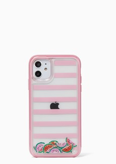 Kate Spade watermelon liquid iphone 11 case