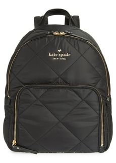 Kate Spade watson lane - hartley quilted nylon backpack
