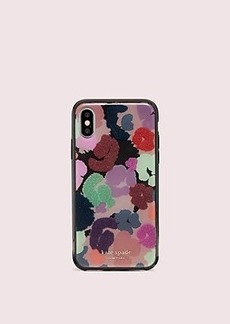 Kate Spade wild floral iphone x & xs case