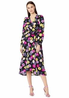 Kate Spade Winter Garden Midi Dress