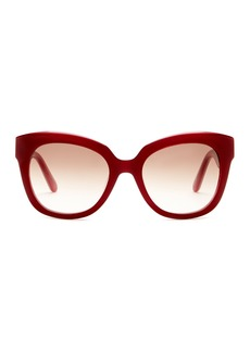 Kate Spade amber 54mm cat eye sunglasses