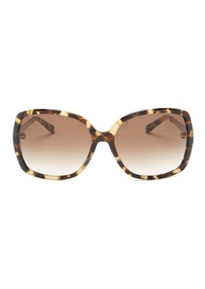 Kate Spade darrys 59mm oversized sunglasses