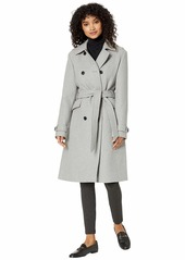 Kate Spade Wool Trench