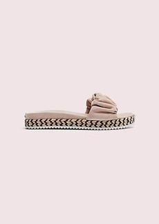 Kate Spade zira slide sandals