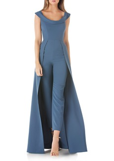 Kay Unger New York Kay Unger Jumpsuit Gown