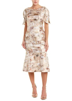 Kay Unger New York Kay Unger Midi Dress