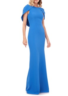 Kay Unger New York Kay Unger Morgan Capelet Trumpet Gown