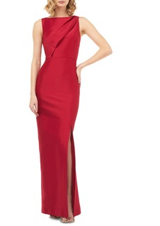Kay Unger New York Kay Unger Serena Mikado Evening Gown