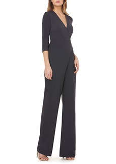 Kay Unger New York Kay Unger Wide Leg Jumpsuit