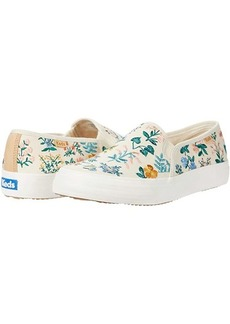 Keds Double Decker Wildflower Embroidered