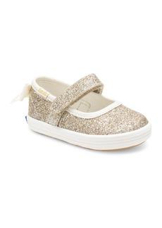 Keds Baby Girl's Keds x Kate Spade Sloane Mary-Jane Crib Shoe