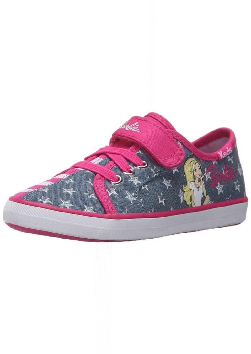 Keds Barbie AC Split Sneaker (Toddler/Little Kid)