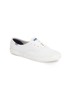 Keds® Champion Perforated Sneaker (Women)