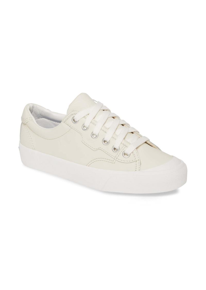 Keds® Crew Kick Leather Sneaker (Women)
