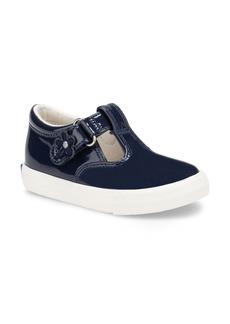 Keds® Daphne T-Strap Sneaker (Baby, Walker & Toddler)