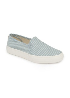 Keds® 'Double Decker' Slip-On Sneaker (Women)