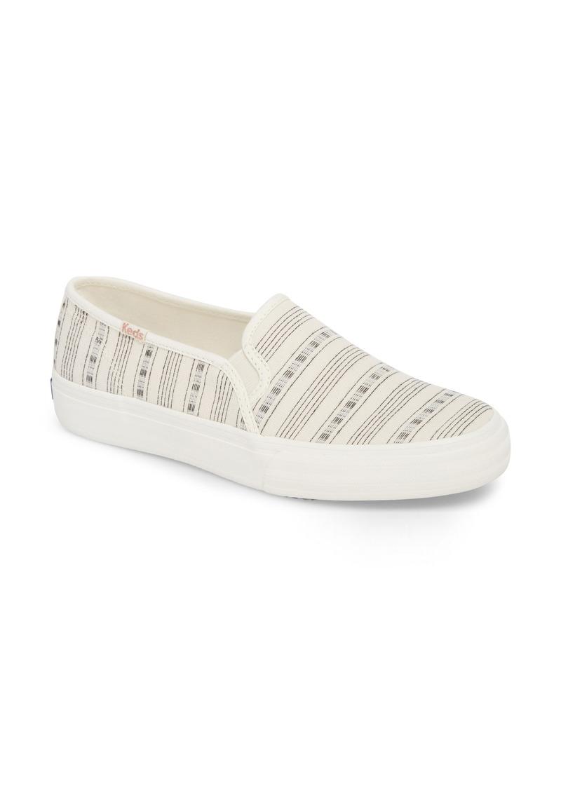 1071470d28 Keds Keds® Double Decker Summer Stripe Slip-On Sneaker (Women)