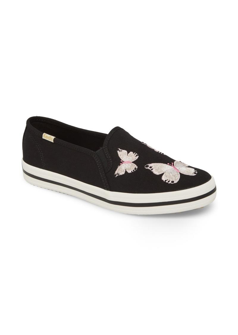 c53e823e499e6 Keds® for kate spade new york butterfly double decker slip-on sneaker (Women