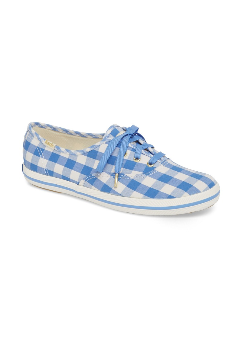 79b0abfe729 Keds Keds® for kate spade new york champion gingham sneaker (Women ...