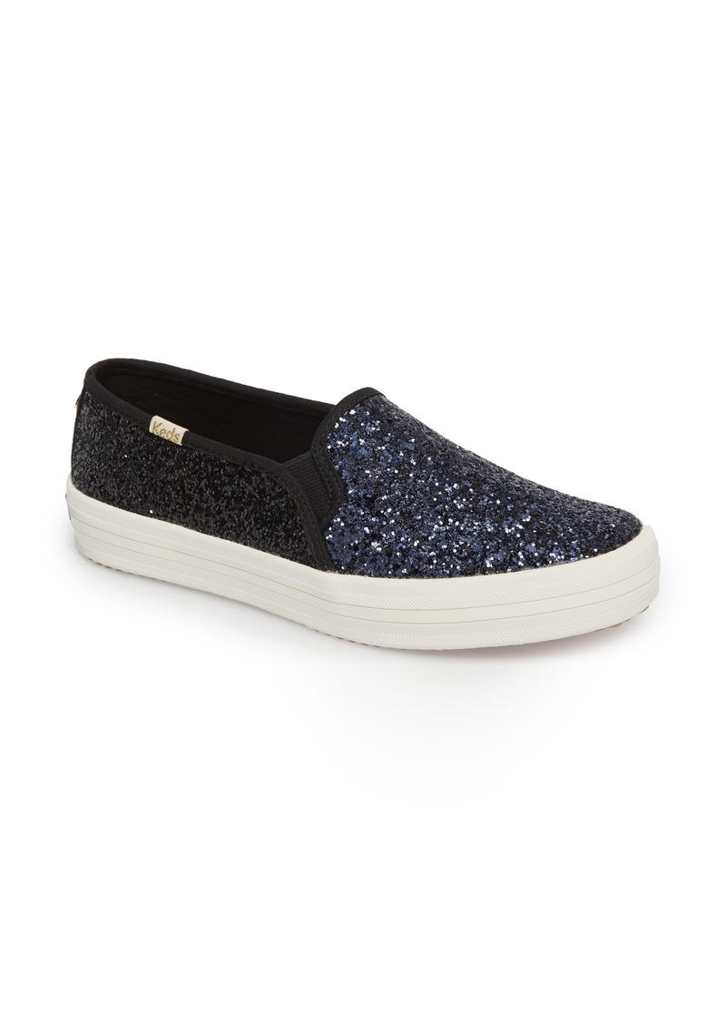 d6cfd7e99601 Keds® for kate spade new york double decker glitter slip-on sneaker (Women