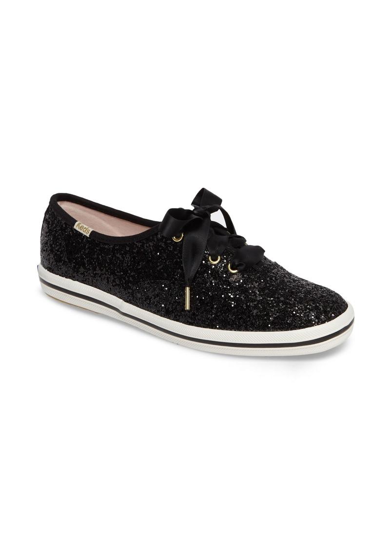 Keds® x kate spade new york glitter sneaker (Women)