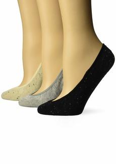 Keds Girls' Big Women's Neps Liner Socks