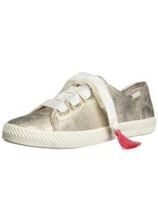 Keds Girls' Kickstart Herringbone Sneaker
