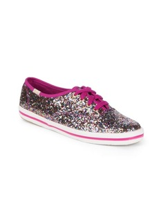 Keds Kate Spade Glitter Sneakers