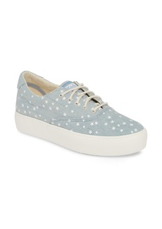Keds® Rise Denim Star Sneaker (Women)