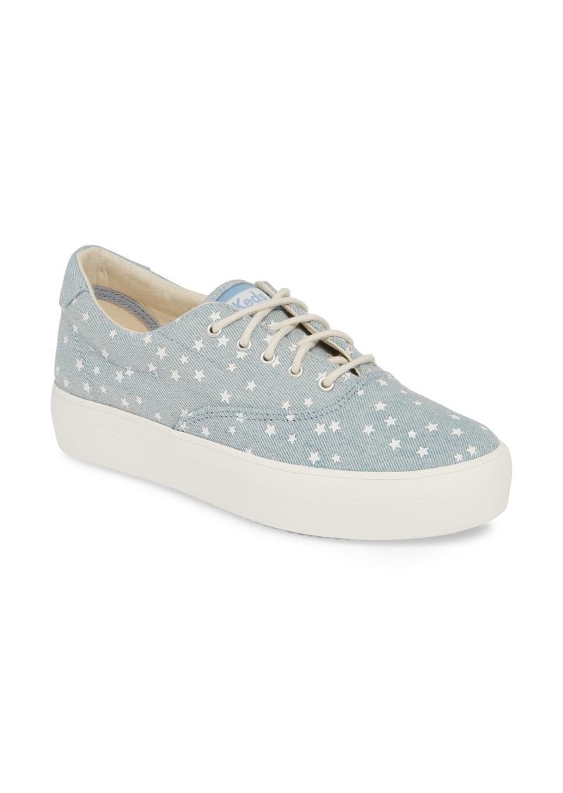 Keds® Rise Denim Star Sneaker (Women)