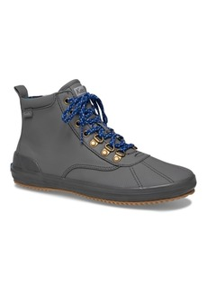 Keds Scout Matte Twill Wx Boots Women's Shoes