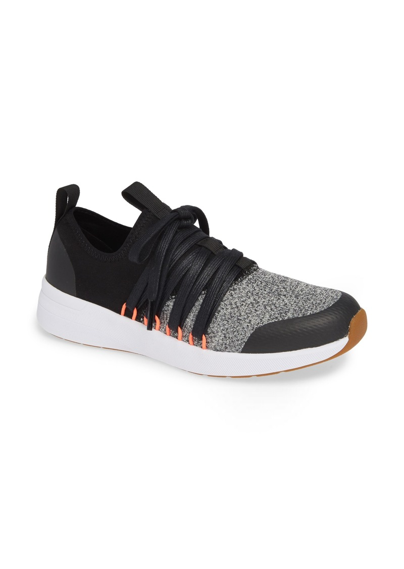 Keds® Studio Flash Heathered Mesh Sneaker (Women)