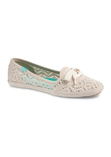 Keds® Teacup Crochet Shoes