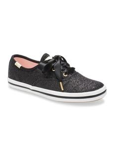 Keds Toddler & Little Girls Keds x Kate Spade Champion Glitter Sneaker