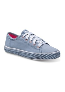 Keds Toddler & Little Girls Kickstart Denim Sneaker