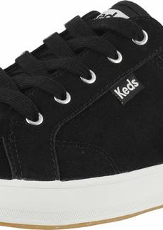 Keds Women's Center Suede Mix Shoe   M US