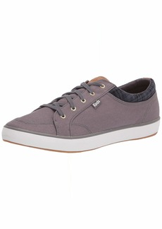 Keds womens Center Waxed Canvas Sneaker   US