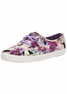 Keds Women's Champion Floral Sneaker   M US