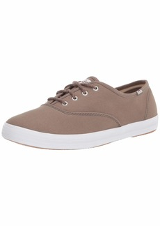 Keds womens Champion Seasonal Solid Sneaker   US