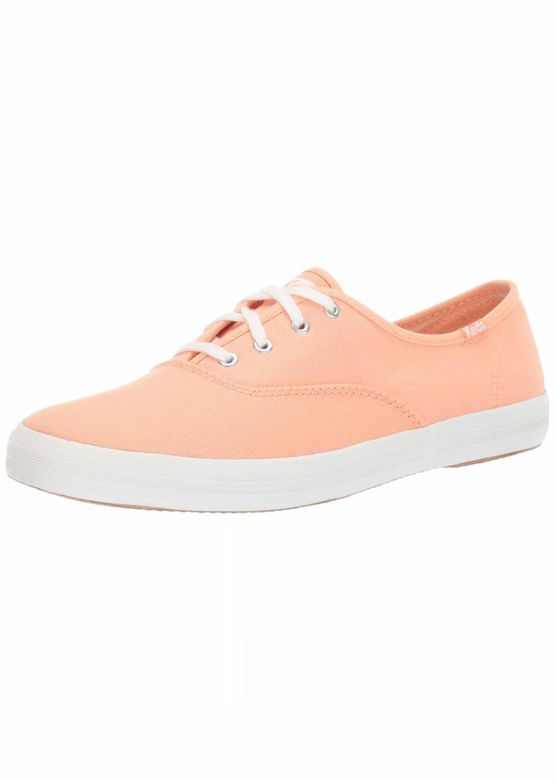 Keds Women's Champion Spring Solids Sneaker  8.5 W US