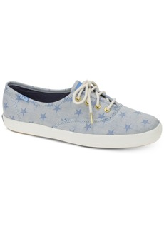 Keds Women's Champion Star Lace-Up Fashion Sneakers Women's Shoes