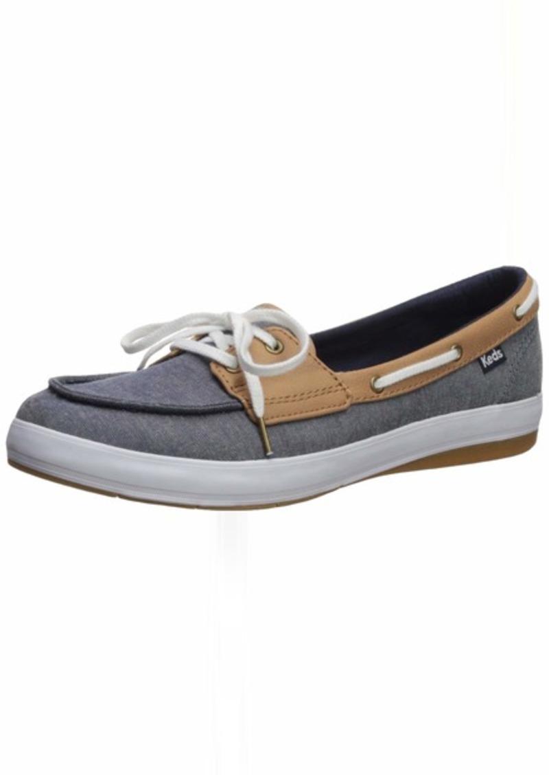 Keds Women's Charter Chambray Sneaker  075 M US